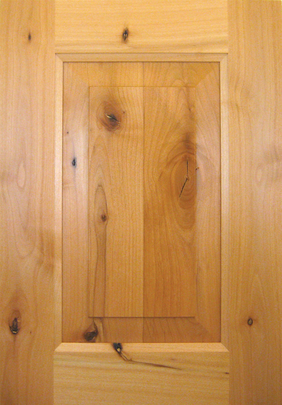 Knotty Alder Kitchen Cabinet Doors