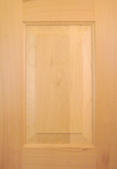 Beech - Natural & European Beech Cabinet Doors - TaylorCraft Cabinet Door Company