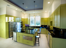 Contemporary kitchen 4
