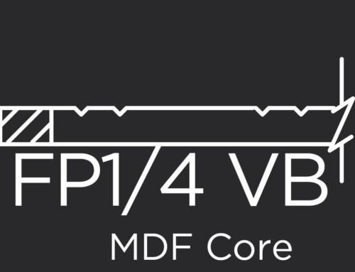FP1/4 VB MDF Core