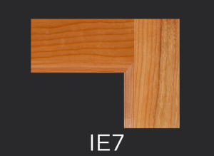 IE7 cope and stick cabinet door inside edge profile