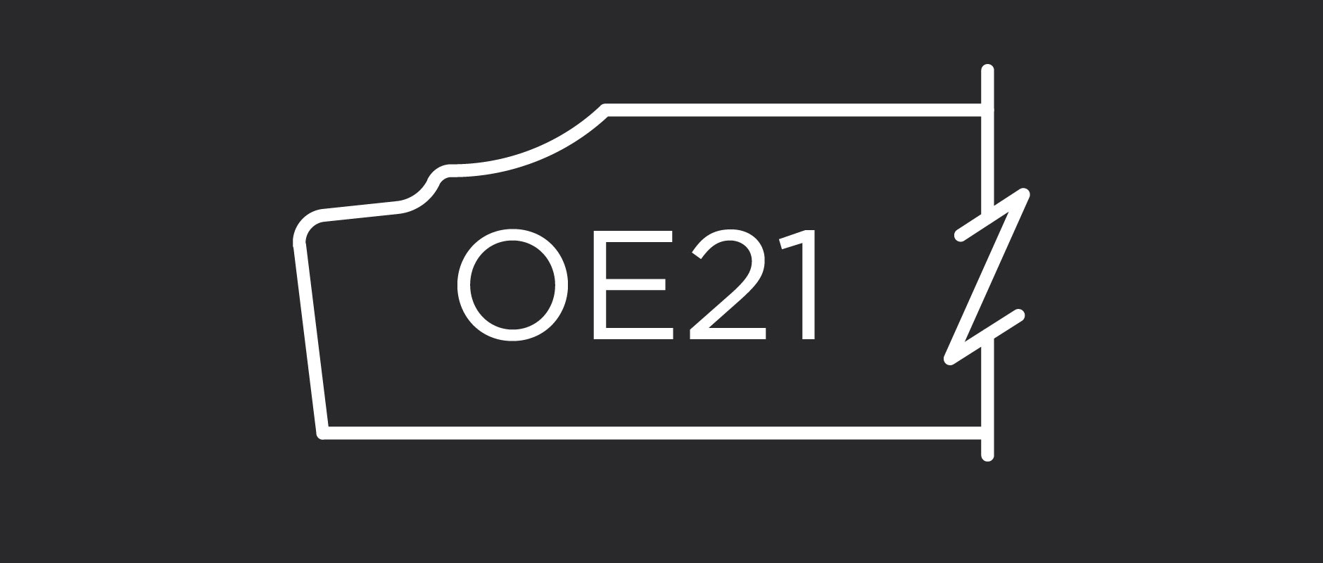 OE21 outside edge profile