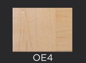 OE4 cope and stick cabinet door outside edge profile