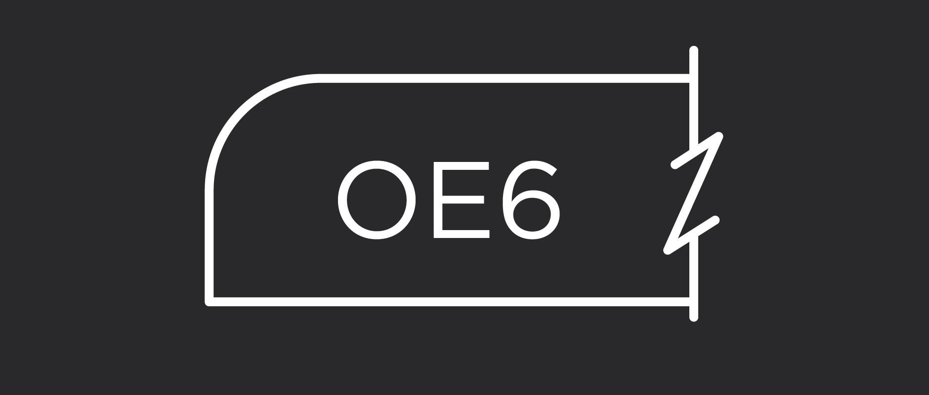OE6 outside edge profile