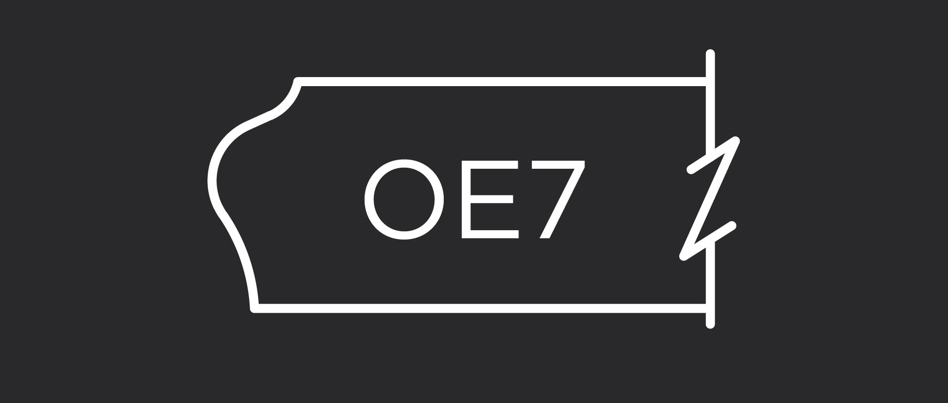 OE7 outside edge profile