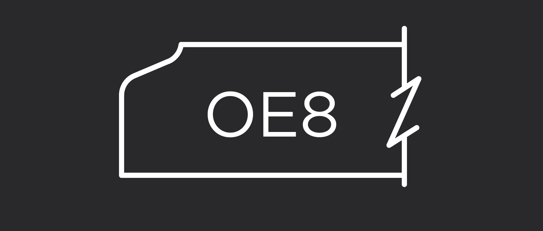OE8 outside edge profile