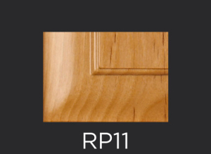 RP11 panel profile for mitered and cope and stick cabinet doors
