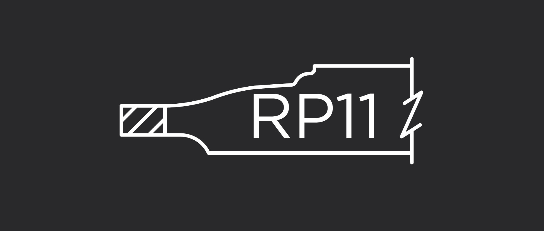 RP11 raised panel profile
