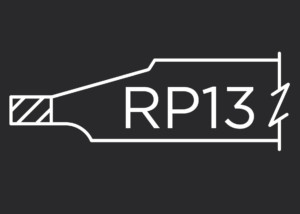 RP13 raised panel profile