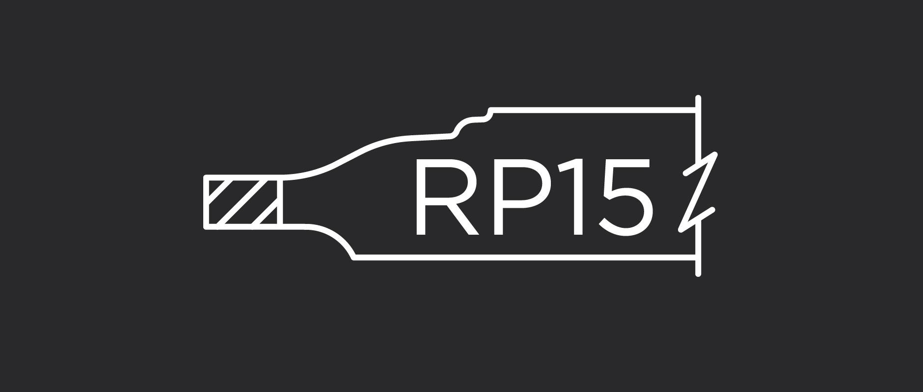 RP15 raised panel profile