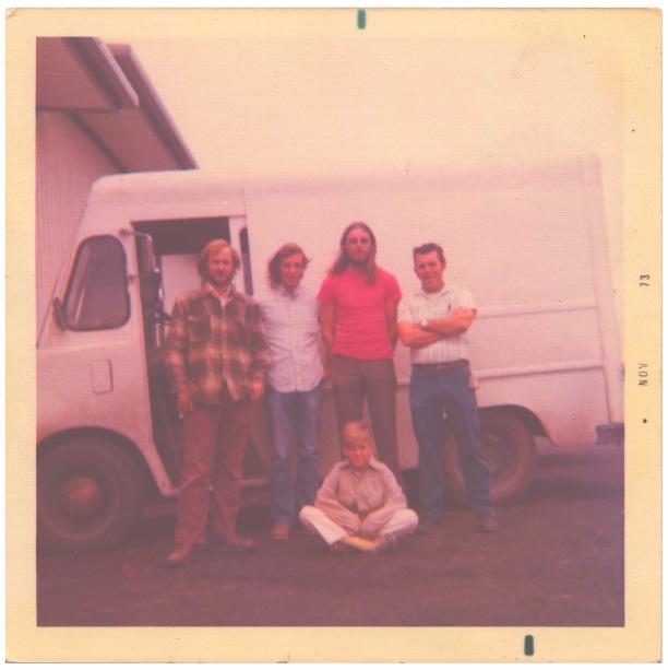 Burrows Family Photo
