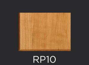RP10 panel profile for mitered and cope and stick cabinet doors