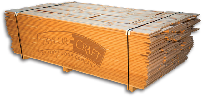 100 percent lumber yield by outsourcing cabinet doors