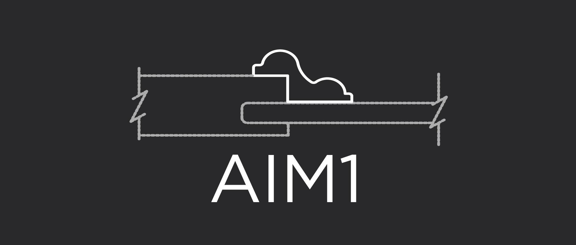 AIM1 inside-edge applied molding