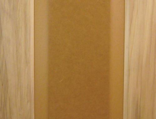 Poplar – Paint Grade with MDF Panel