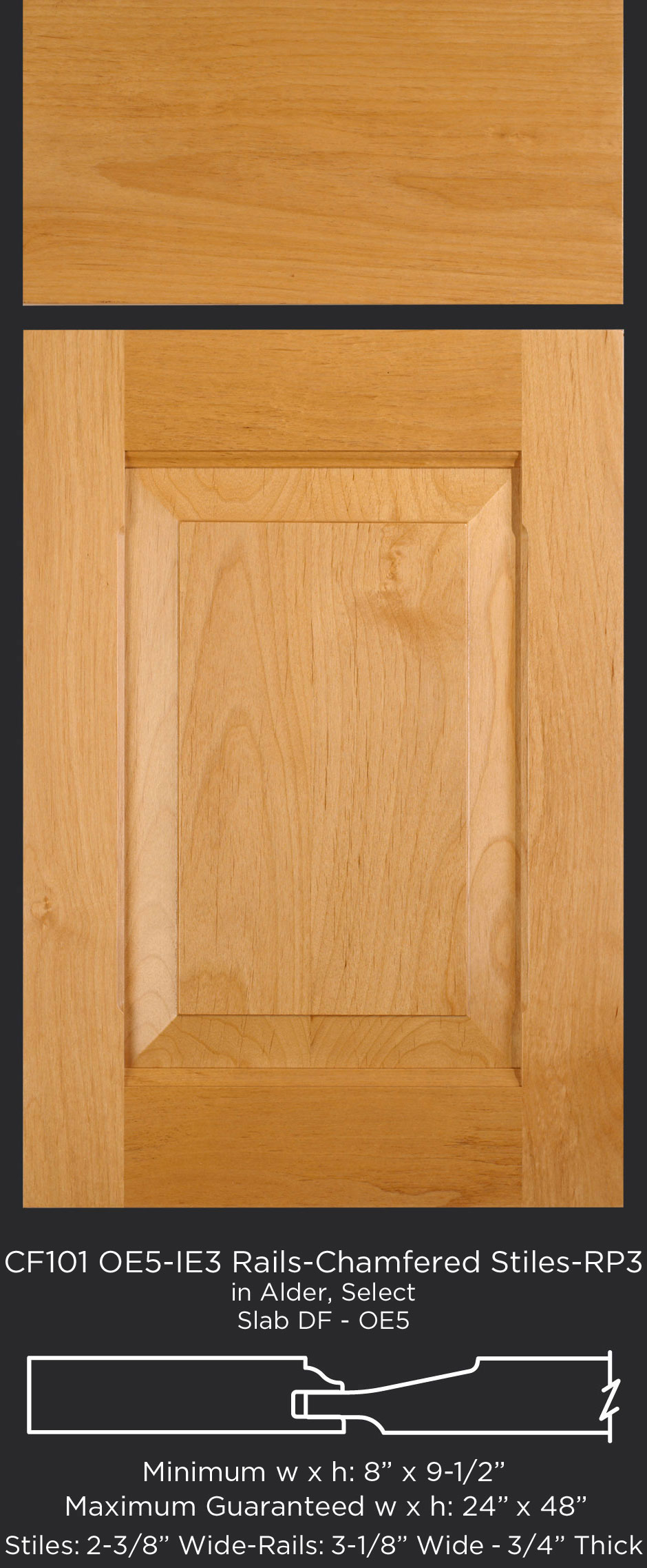 Stiles Cabinet Doors & Making Doors With Rail And Stile Bits ...