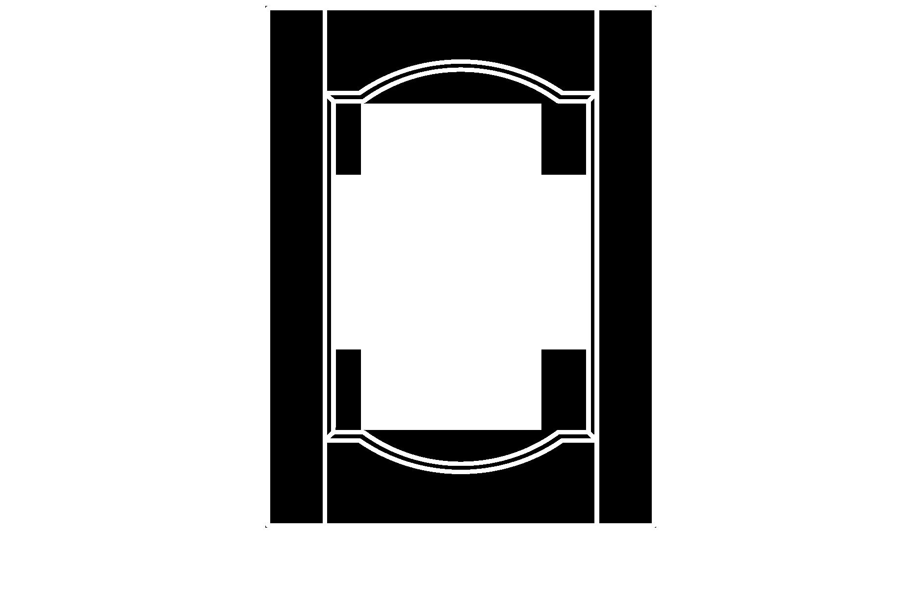 C123 cope and stick cabinet door configuration