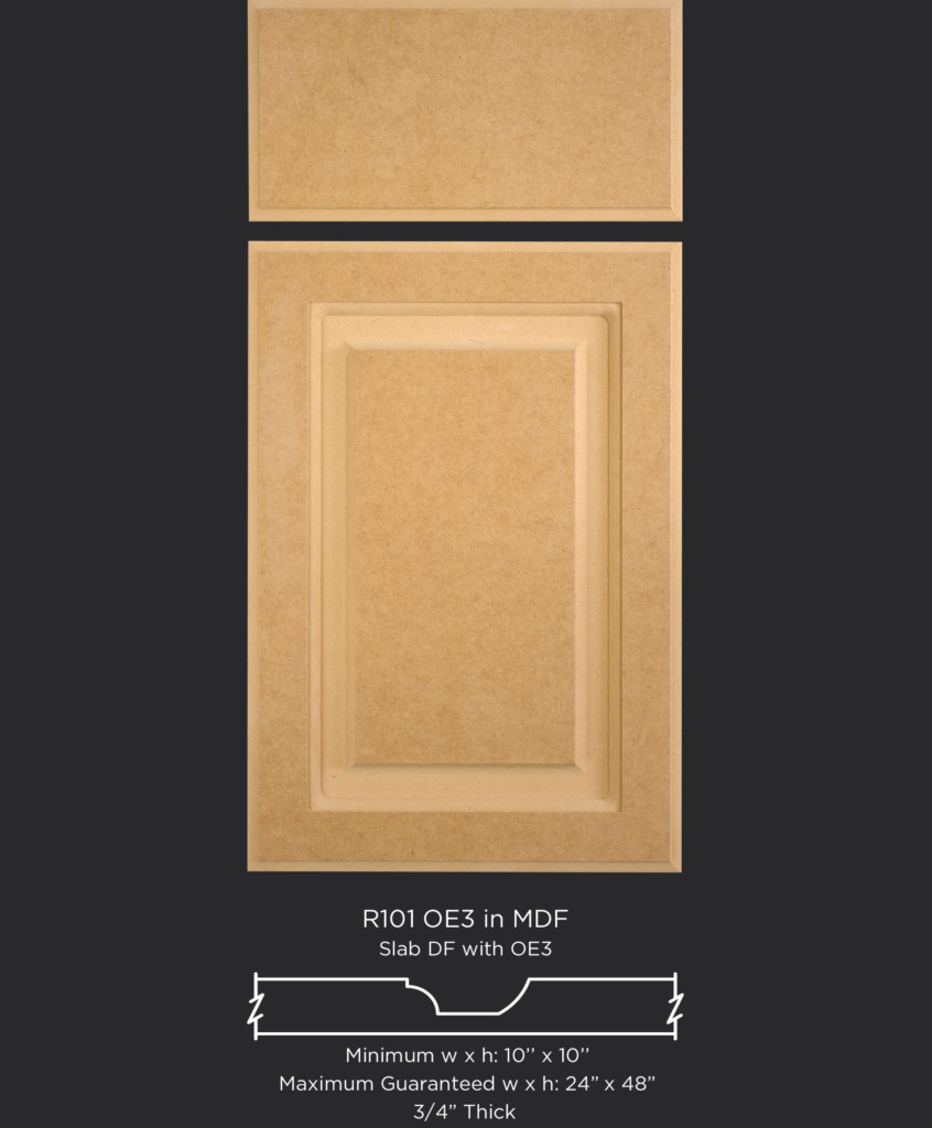 Solid Mdf Cabinet Doors And Drawer Fronts