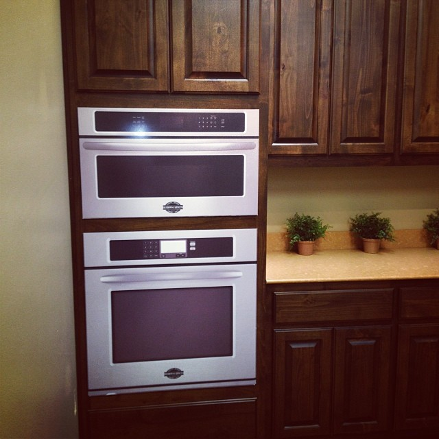 Wall Oven Cabinets: Insider Tip For Your Kitchen Cabinet Showroom