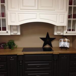 36 inch cooktop prop by TaylorCraft Cabinet Door Company