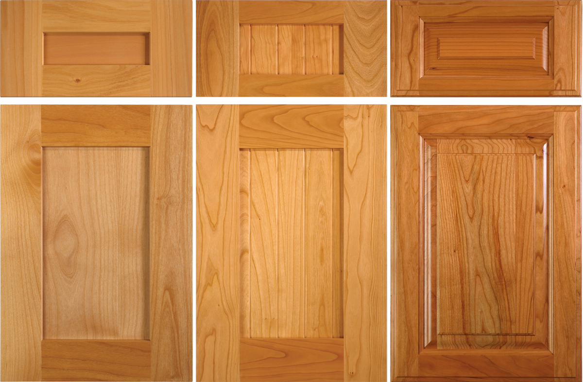 Trying To Decide Between Cherry And Alder Cabinet Doors?   TaylorCraft  Cabinet Door Company