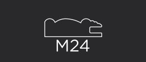 M24 mitered frame profile