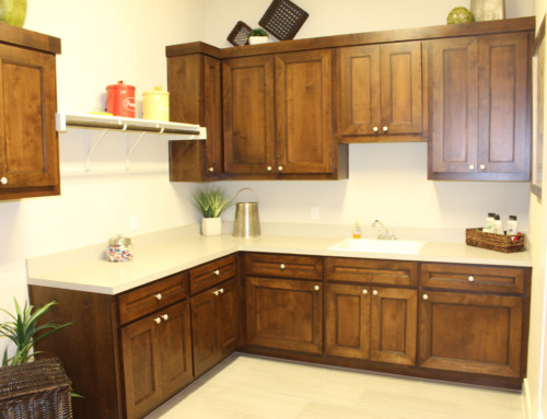 Laundry Room Cabinet 3
