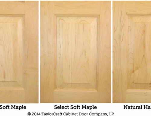What are Differences Between Hard Maple and Soft Maple Cabinet Doors