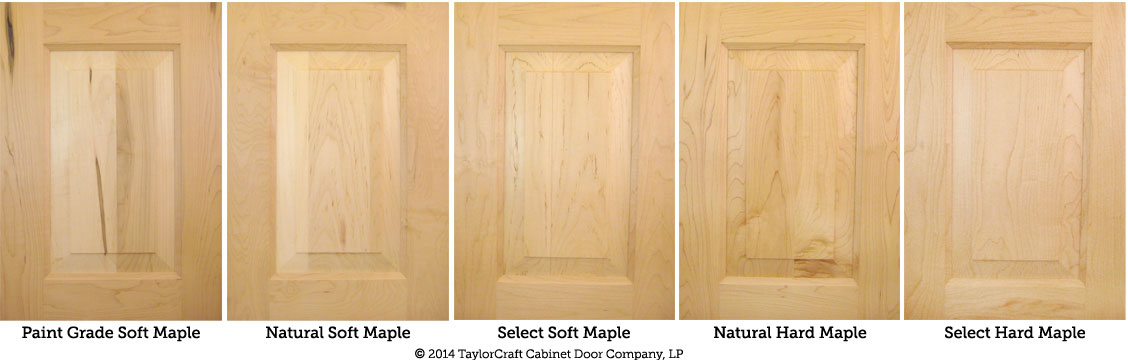 What Are Differences Between Hard Maple And Soft Maple