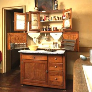 Hoosier Cabinet Photo From The Book Americau0027s Kitchens