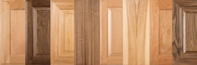 New door photos from TaylorCraft Cabinet Door Company