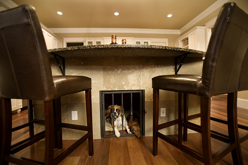 View Larger Image Kitchen Island With Built In Dog Kennel