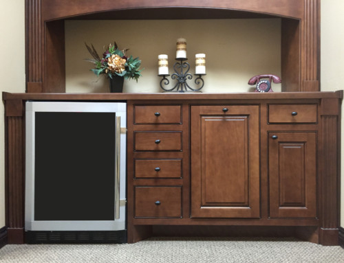 Cabinet Construction Options