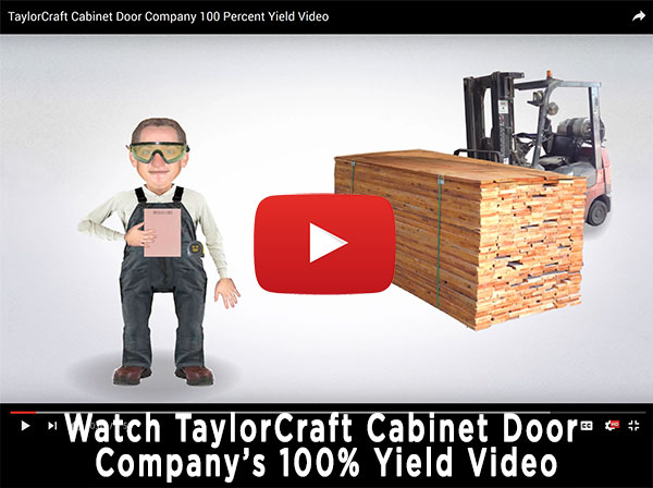 Improve Cabinetmaking Yield Video