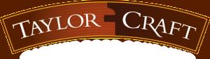 TaylorCraft Cabinet Door Company Retina Logo
