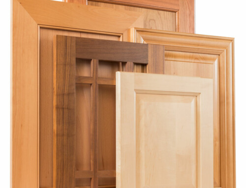 Which Cabinet Door Styles are Easiest to Clean?