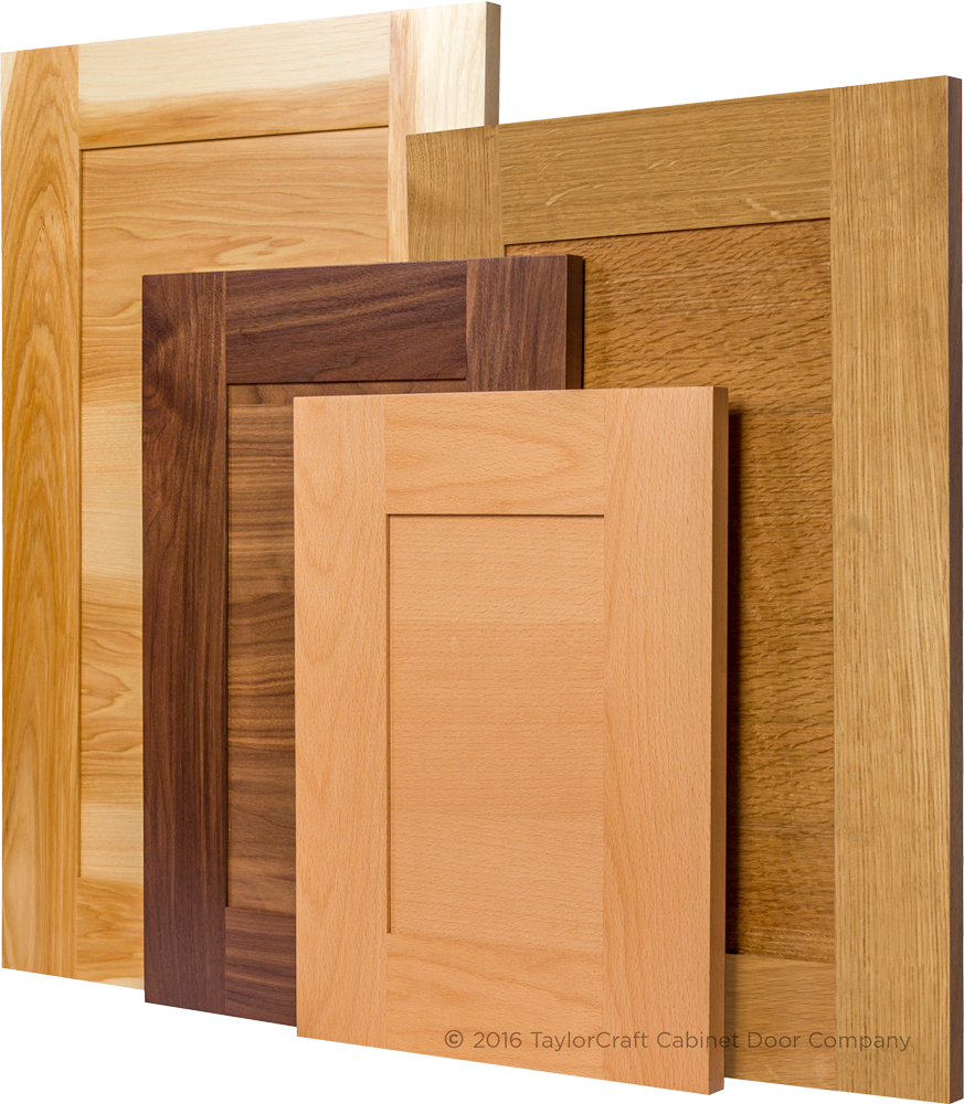 Particle board vs plywood - Transitional Cabinet Door Styles