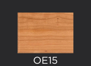 OE15 cabinet door outside edge profile photo