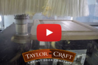 taylorcraft door shop video image